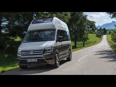 Вот он, VW California XXL