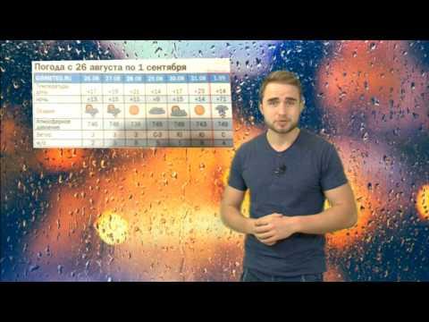 Прогноз погоды. Вятка Today 01.09.2016