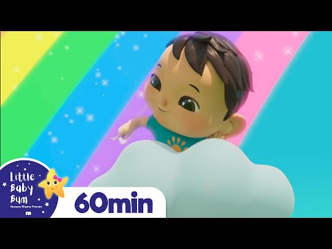 learn-colors-rainbow-song-+-more-nursery-rhymes-&-kids-songs---little-baby-bum
