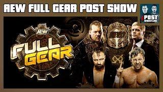 AEW Full Gear POST Show Review –Kenny Omega vs. Jon Moxley, Chris Jericho vs. Cody