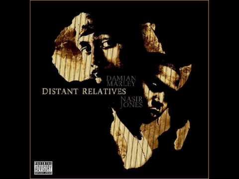 Nas & Damian Marley - Nah Mean