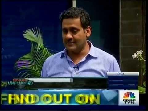 CNBC Unplugged: NIrmal Jain, IIFL Founder & Chairman