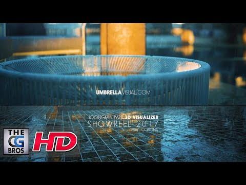 "CGI & VFX Showreels: ""Architectural Animation Showreel - Umbrella Visual"" - by Jason Park"