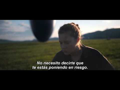 LA LLEGADA - Trailer Subtitulado Español Latino Arrival películas actuales con giros inesperados