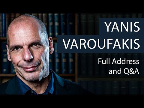 Yanis Varoufakis | The Euro Has Never Been More Problematic | Oxford Union
