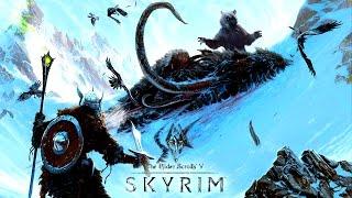 The Elder Scrolls V: Skyrim: Прохождение с модами: Ветреный пик