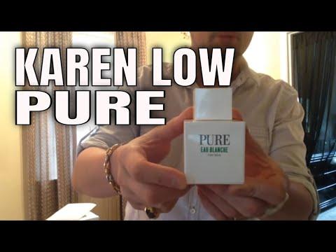Fragrance Review : Karen Low Pure Eau Blanche