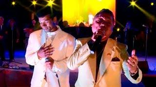 Manuel Donayre compartió escenario con su imitador de Yo Soy