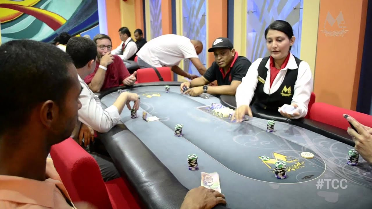 Casino cartagena poker