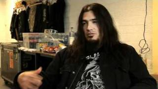 Robb Flynn of Machine Head talks about the song Halo