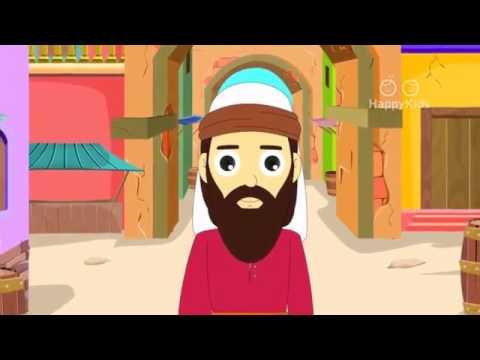 Elia Dan Janda Di Sarfat Video Animasi Sekolah Minggu Youtube