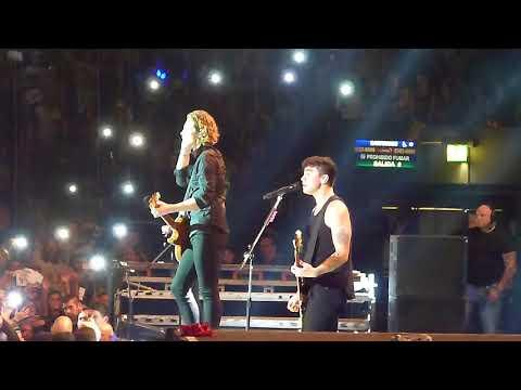 Jet Black Heart - 5 Seconds Of Summer en Argentina (Luna Park 10/09/17)