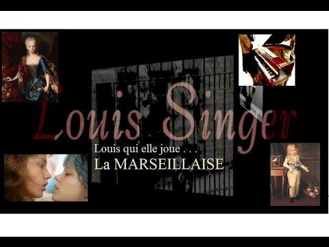 LA MARSEILLAISE. 'RECRUITIO'  qui elle chante d'Austerlitz Louis Singer' DE CHARLIE S