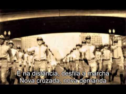Canção da POLÍCIA MILITAR de São Paulo - Força Pública