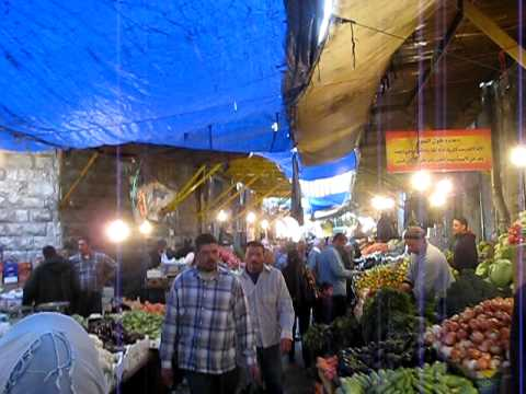 Souq in Amman