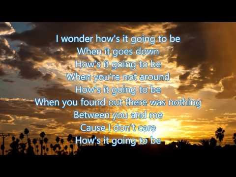 Third Eye Blind - How its gonna be - Karaoke w/lyrics
