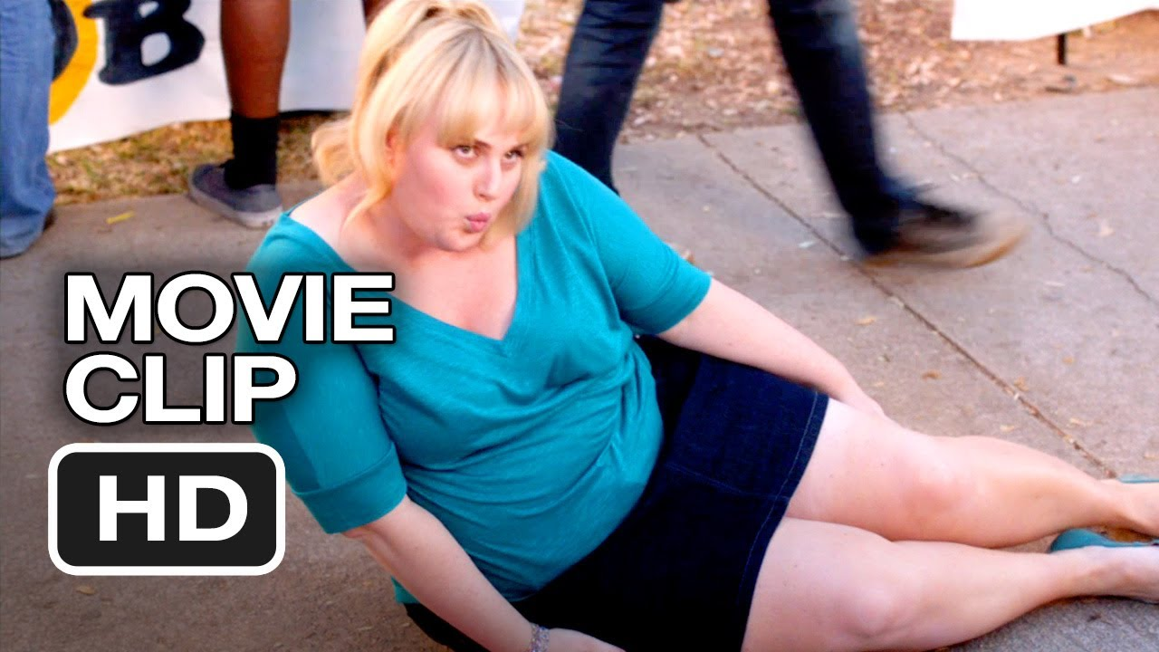 Pitch Perfect Movie CLIP - Recruiting Fat Amy (2012) - Anna Kendrick,  Brittany Snow Movie