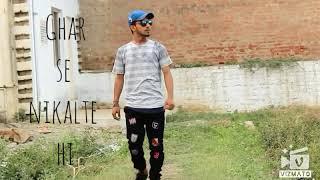 Ghar se nikalte hi (amaal malik) song ,dance Choreography by praveen pal