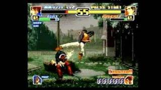 The King of Fighters '99 PlayStation