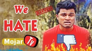 New Bangla Funny Video । Types Of Haters । New Video 2017 ।  Mojar Tv