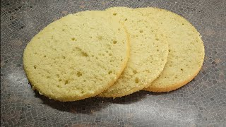 видео Как разрезать бисквит на коржи