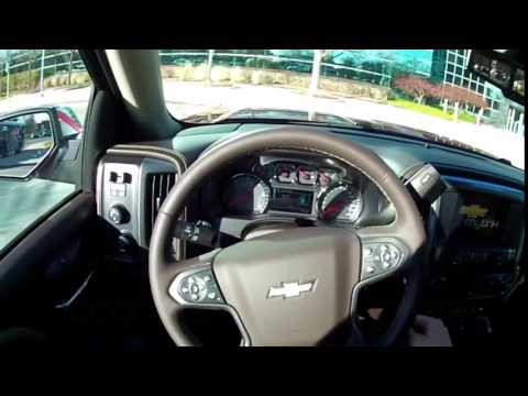 2014 Chevrolet Silverado 1500 Crew Cab 4WD - Видео обзор и тест-драйв от