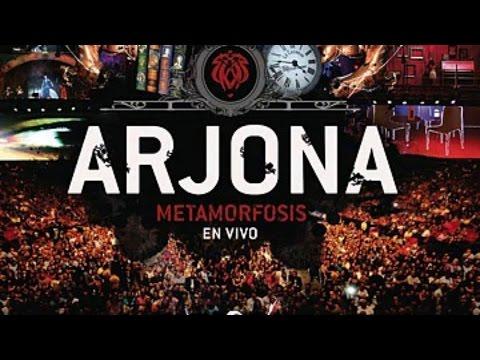 Ricardo Arjona - Metamorfosis En Vivo 2013 HD