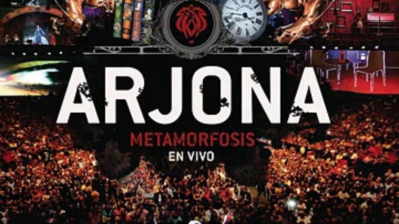 Download Ricardo Arjona - Metamorfosis En Vivo (2013)