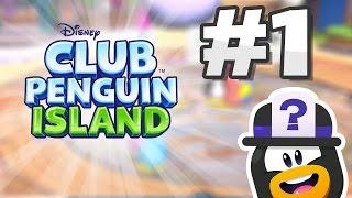 Mi Primer Día en la Isla | Club Penguin Island