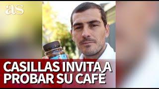 Iker Casillas invita a México a probar su café con mensaje a Miguel Layún | Diario AS