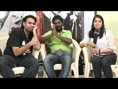A lively interaction with funny man Premji and his pal Vijay Vasanth 3 - BW