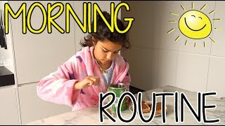 Morning Routine | Grace's Room