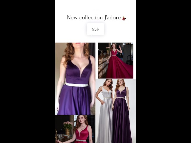 new collection 2020 J'ADORE