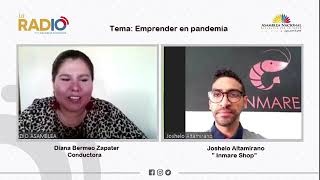 Entrevista a José Altamirano de Inmare Shop