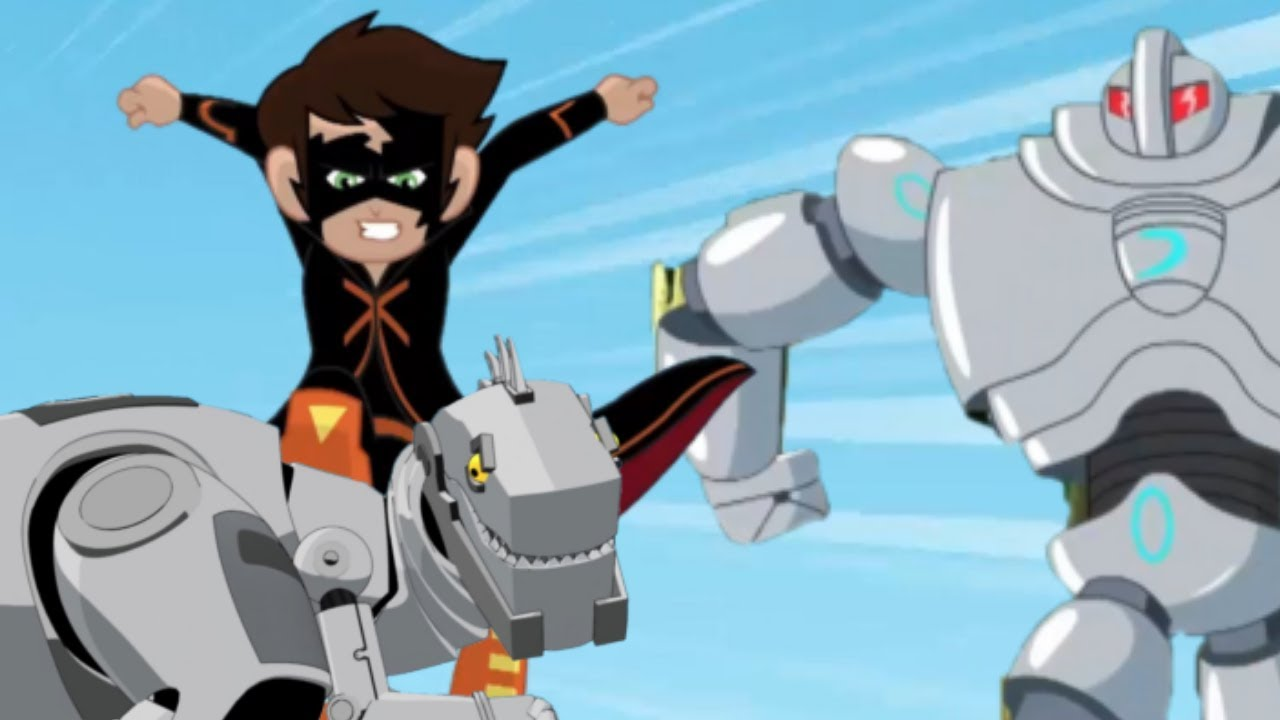 Kid Krrish English Episodes  Robot Adventure Non Stop Action Cartoons for Kids Videos for Kids