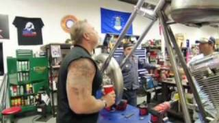 American Chopper Teutul Teussul #3: Youve got an awfully nice house for what I did!