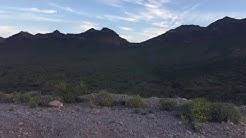 Water-tower climb in Apache Junction, AZ (Pass Mountain)