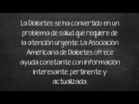 asociacion americana de diabetes