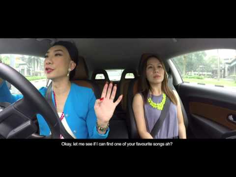 Miss Tam Chiak Drives For Good with Go Away