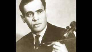 Leonid Kogan plays Tzigane by Ravel