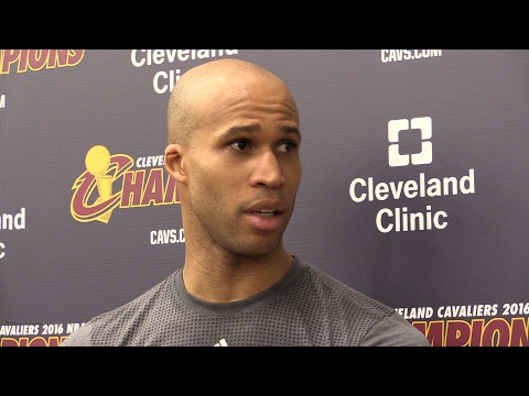 Richard Jefferson on Kevin Durant and the Cavs season