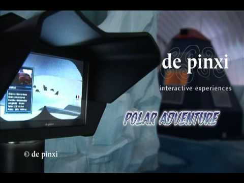 Polar Adventure - Virtual exploration of Antarctica!