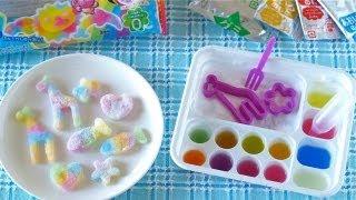 Kracie Popin' Cookin' DIY Oekaki Gummy Land Kit クラシエ おえかきグミランド - OCHIKERON - CREATE EAT HAPPY