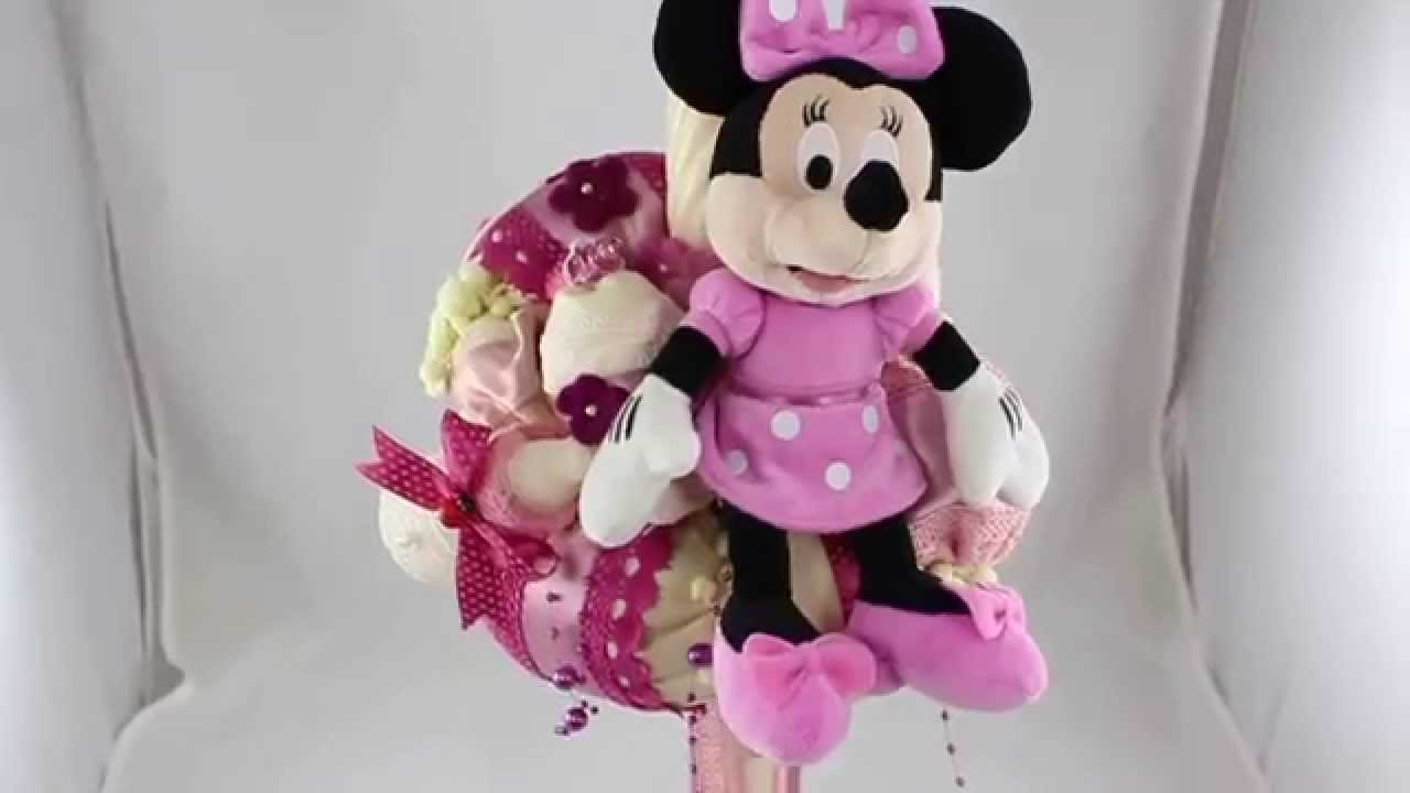 Lumanare Handmade Botez Minnie Mouse Bebica Fashion Youtube