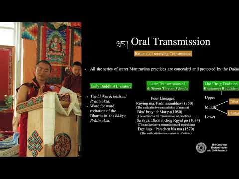 Empowerment, Oral Transmission, and Verbal Instruction in Highest Yoga Tantra