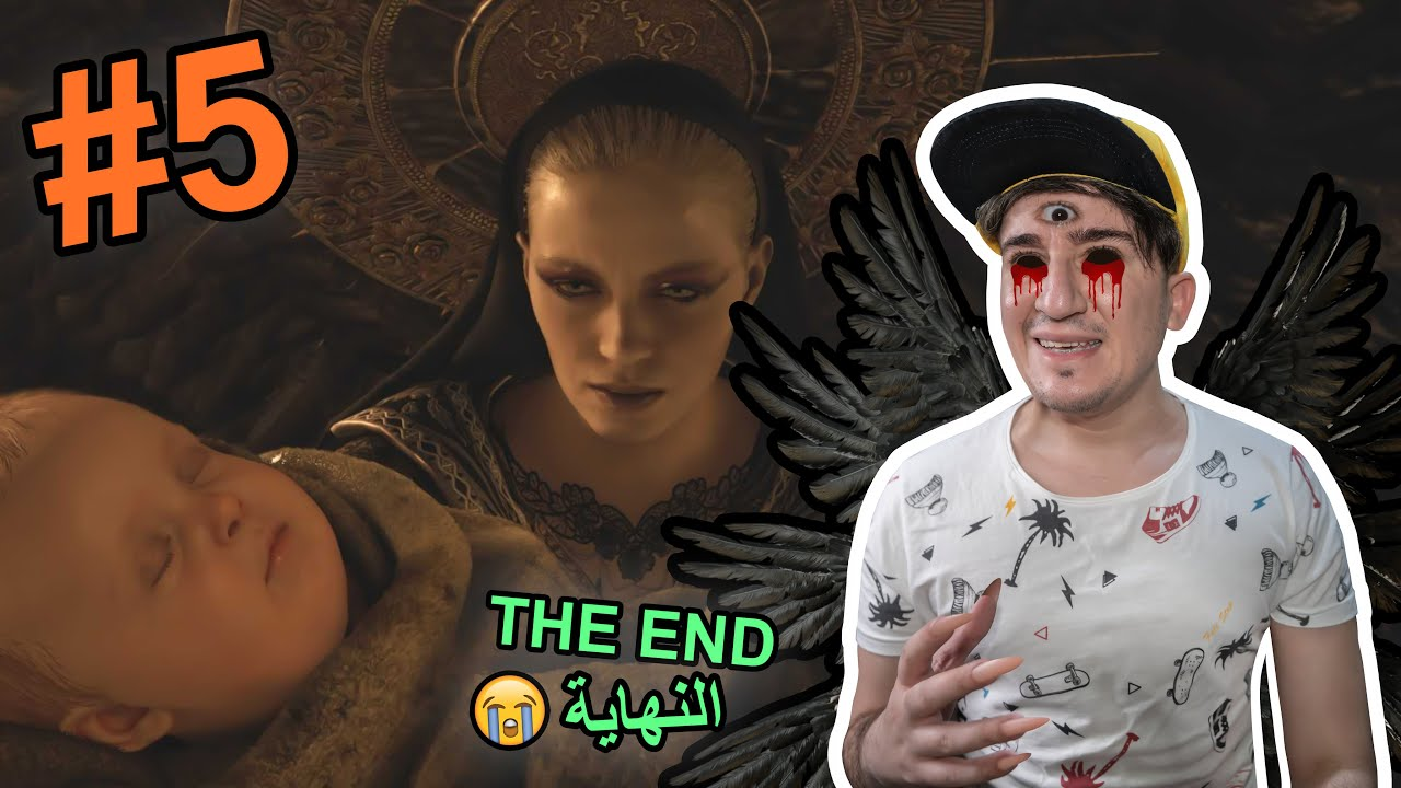 Resident Evil 8 (PART5 FINAL) - 😔 النهاية