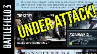 Battlefield 3 Under Attack! (Solo Aftermath Conquest)