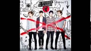 5 Seconds Of Summer Wrapped Around Your Finger Official Audio