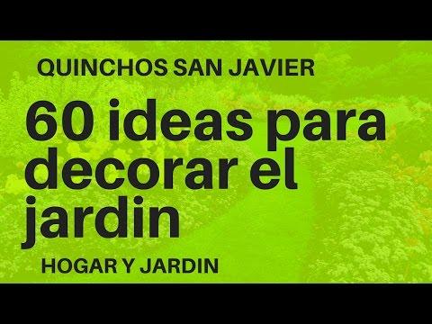COMO DECORAR UN JARDÍN PEQUEÑO 60 IDEAS SÚPER CREATIVAS..