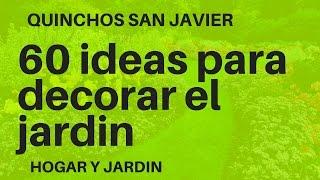 Gambar cover COMO DECORAR UN JARDÍN PEQUEÑO 60 IDEAS SÚPER CREATIVAS..